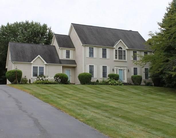 9 Brickyard Lane, Westborough, MA 01581 (MLS #72870326) :: Spectrum Real Estate Consultants