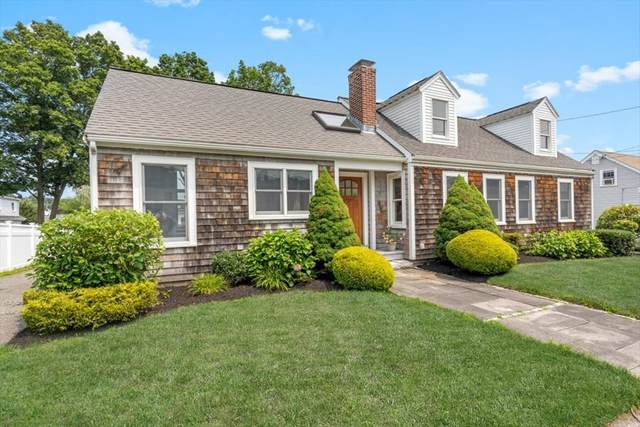 46 Lansdowne St, Quincy, MA 02171 (MLS #72870330) :: EXIT Cape Realty