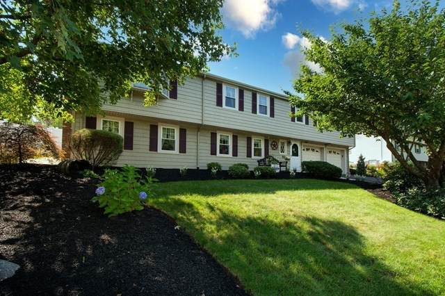 55 Powder Hill Dr, Braintree, MA 02184 (MLS #72870363) :: EXIT Cape Realty