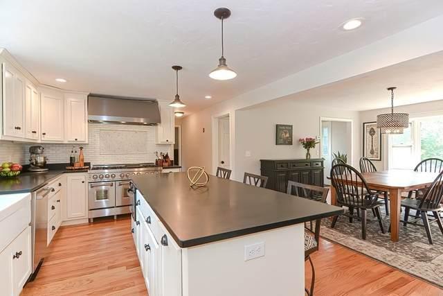 895 Washington Street, Franklin, MA 02038 (MLS #72870366) :: Welchman Real Estate Group