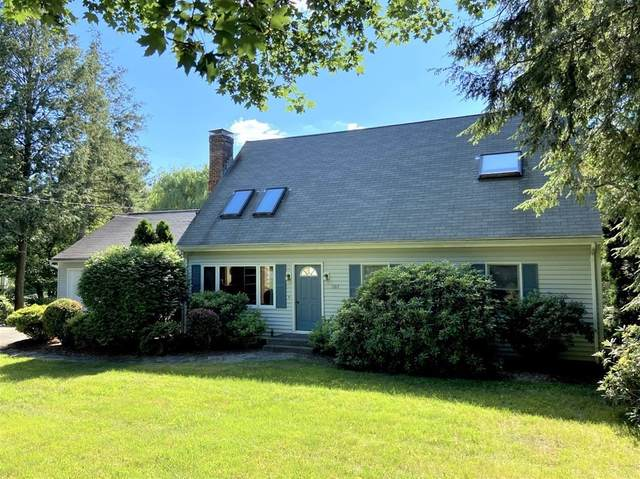 307 Middle Street, Amherst, MA 01002 (MLS #72870419) :: Parrott Realty Group