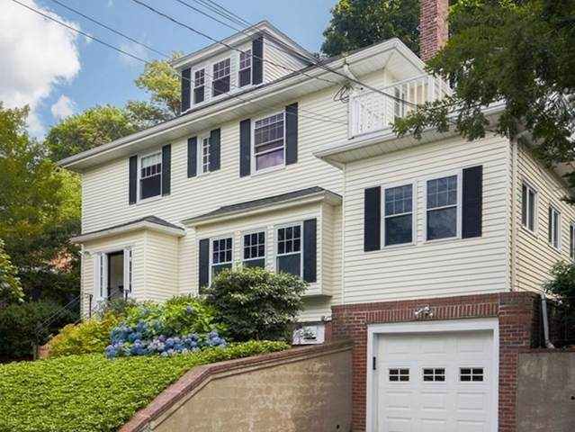 132 Algonquin Rd, Newton, MA 02467 (MLS #72870442) :: The Gillach Group