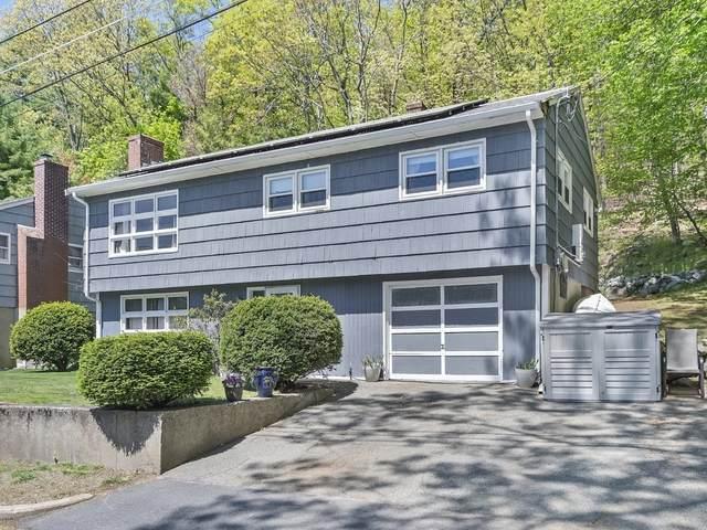 38 Willard St, Waltham, MA 02451 (MLS #72870466) :: Spectrum Real Estate Consultants