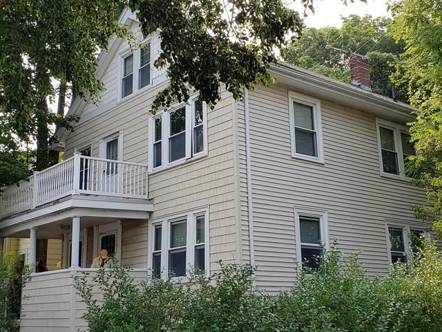 1461 Centre St, Boston, MA 02132 (MLS #72870473) :: Zack Harwood Real Estate | Berkshire Hathaway HomeServices Warren Residential