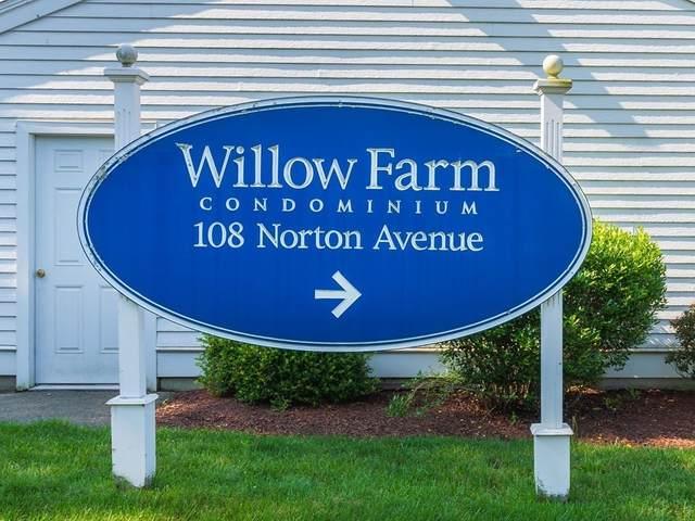 108 Norton Ave #4, Easton, MA 02375 (MLS #72870483) :: Kinlin Grover Real Estate