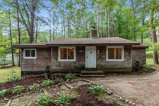 343 Locks Pond Rd, Shutesbury, MA 01072 (MLS #72870495) :: Kinlin Grover Real Estate