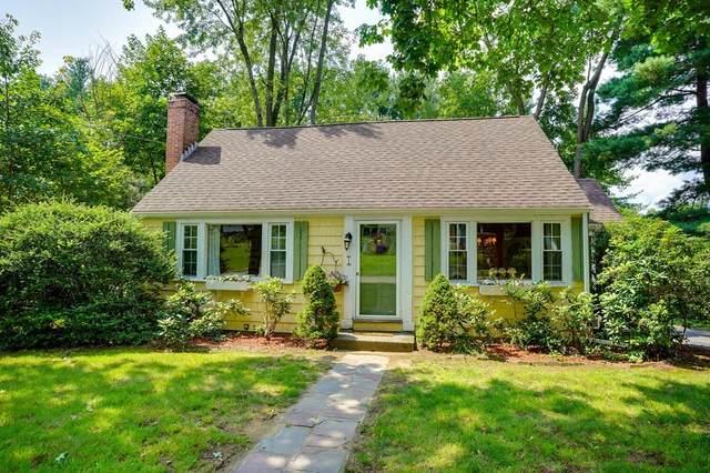 1 Hearthstone Dr, Hudson, MA 01749 (MLS #72870502) :: The Duffy Home Selling Team