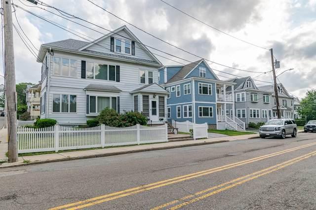 121 Shore Dr #121, Somerville, MA 02145 (MLS #72870503) :: Zack Harwood Real Estate | Berkshire Hathaway HomeServices Warren Residential