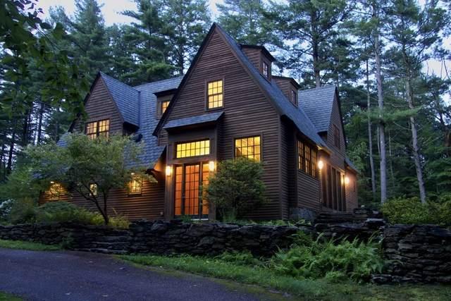39 Laurel Hill Drive, Leverett, MA 01054 (MLS #72870543) :: Kinlin Grover Real Estate