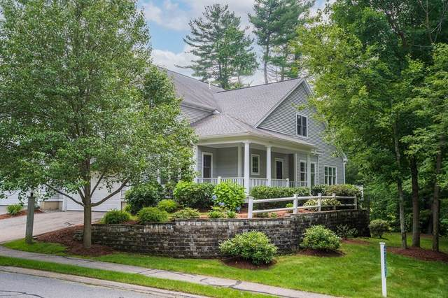 1 Sauta Farm Way #1, Hudson, MA 01749 (MLS #72870553) :: The Duffy Home Selling Team