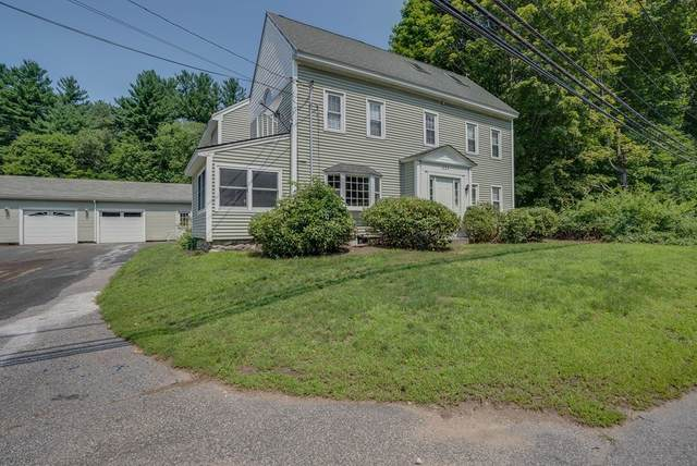 221 Lowell St #1, Andover, MA 01810 (MLS #72870567) :: Dot Collection at Access