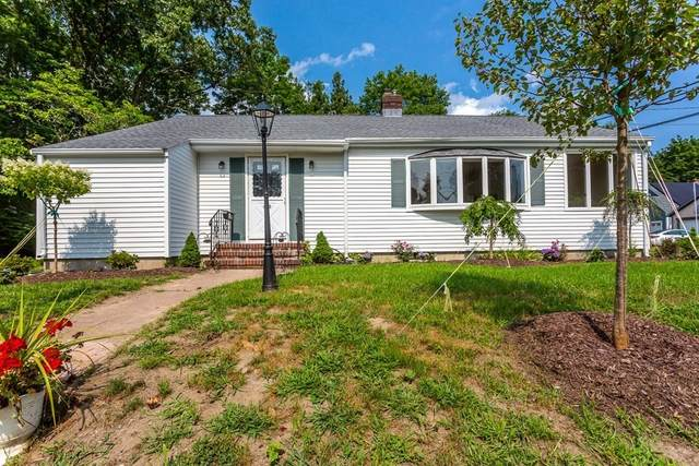 452 Slocum Road, Dartmouth, MA 02747 (MLS #72870568) :: Rose Homes | LAER Realty Partners