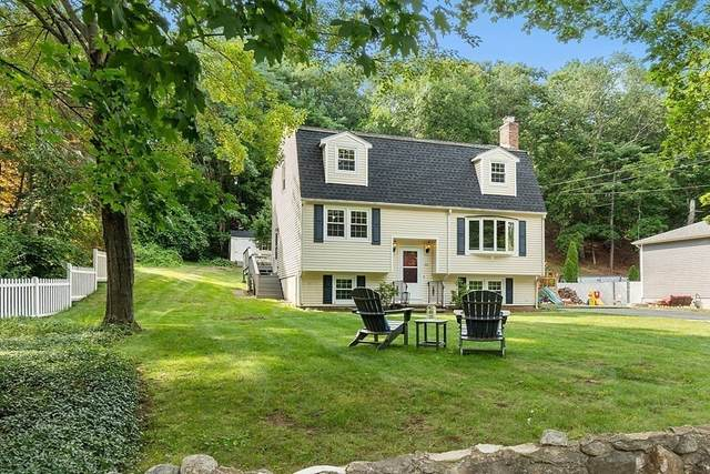 100 Andover Street, Wilmington, MA 01887 (MLS #72870579) :: The Ponte Group