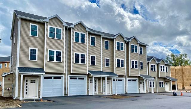 7 Gorham St #8, Chelmsford, MA 01824 (MLS #72870594) :: The Ponte Group