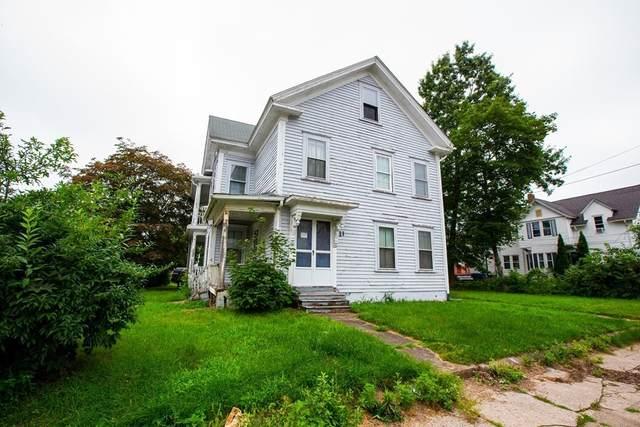 11 Perrin St, Attleboro, MA 02703 (MLS #72870630) :: Kinlin Grover Real Estate