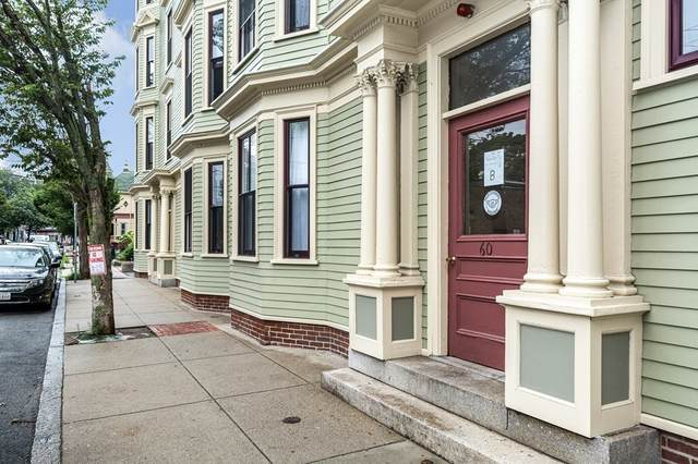 60 Bow St F, Somerville, MA 02143 (MLS #72870646) :: Zack Harwood Real Estate | Berkshire Hathaway HomeServices Warren Residential
