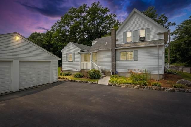 13 Salisbury St, Brockton, MA 02302 (MLS #72870653) :: Kinlin Grover Real Estate