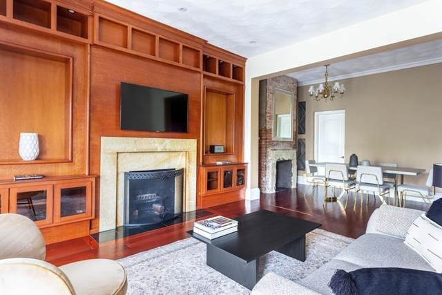 382 Commonwealth Ave #44, Boston, MA 02215 (MLS #72870688) :: The Gillach Group