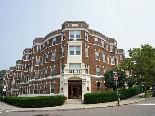 1677 Commonwealth Avenue #10, Boston, MA 02135 (MLS #72870689) :: Alfa Realty Group Inc