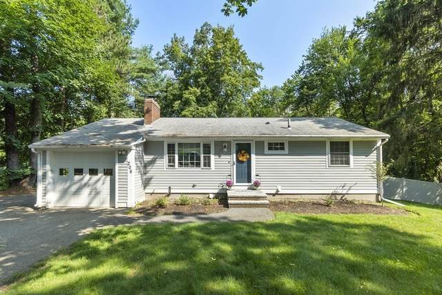 206 Dale St, North Andover, MA 01845 (MLS #72870707) :: The Ponte Group