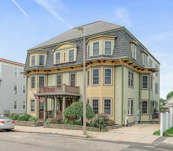 96 Neponset Ave #2, Boston, MA 02122 (MLS #72870725) :: Dot Collection at Access