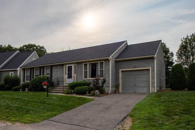 27 Country Side Road #27, Bellingham, MA 02019 (MLS #72870729) :: Conway Cityside
