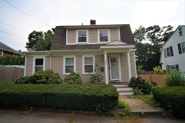 295 Southern Artery, Quincy, MA 02169 (MLS #72870730) :: Conway Cityside
