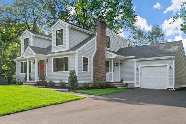3 Garrison, Wellesley, MA 02482 (MLS #72870765) :: Conway Cityside