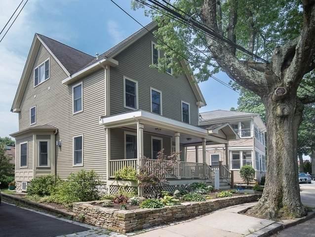 22 High Street, Cambridge, MA 02138 (MLS #72870770) :: Conway Cityside