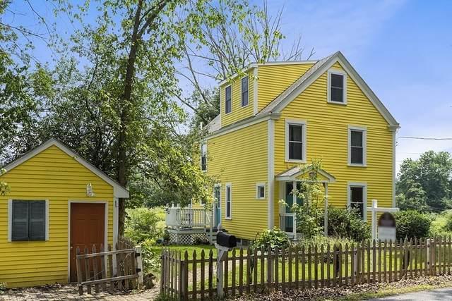 193 Foster Street, North Andover, MA 01845 (MLS #72870782) :: Boston Area Home Click