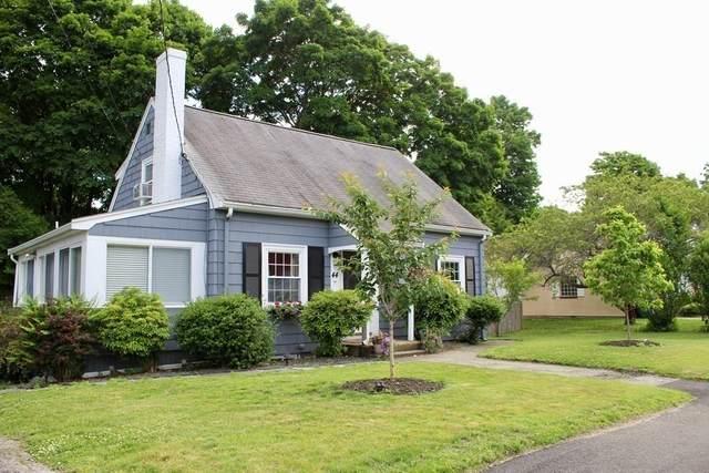 44 Kendall Park, Waltham, MA 02451 (MLS #72870783) :: Zack Harwood Real Estate | Berkshire Hathaway HomeServices Warren Residential