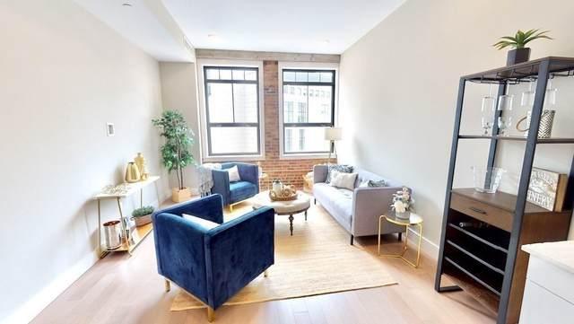 121 Portland Street #502, Boston, MA 02114 (MLS #72870793) :: Westcott Properties