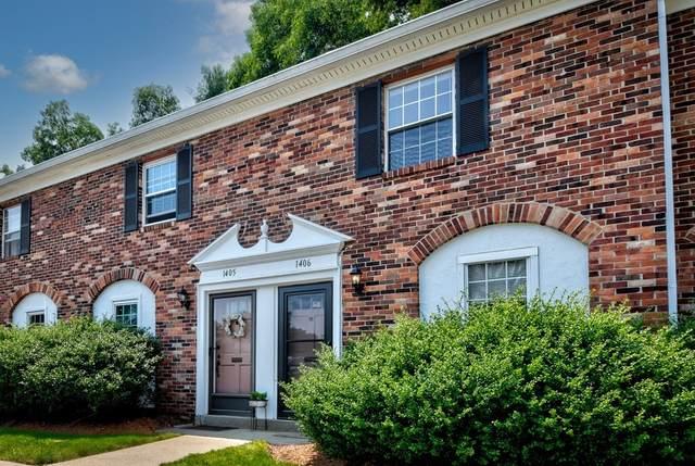 1406 Windsor Dr #1406, Framingham, MA 01701 (MLS #72870794) :: Westcott Properties
