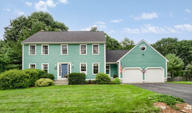 159 Sycamore Drive, Holden, MA 01520 (MLS #72870800) :: Westcott Properties
