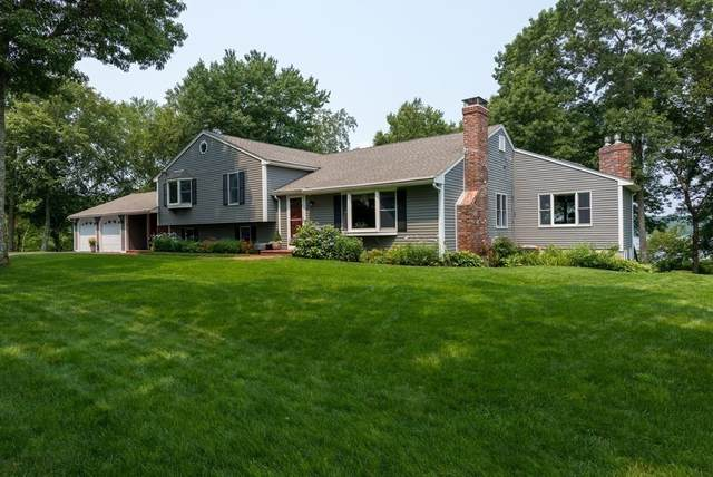 196 Black Cat Road, Plymouth, MA 02360 (MLS #72870809) :: EXIT Cape Realty