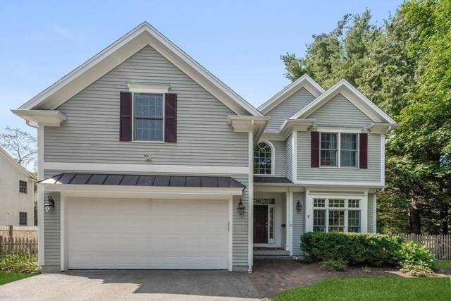 16 Hickory Rd, Wellesley, MA 02481 (MLS #72870828) :: Conway Cityside