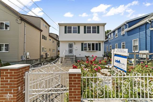 178 Park Ave., Revere, MA 02151 (MLS #72870830) :: Home And Key Real Estate