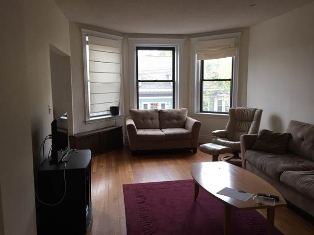 397 Harvard Street #6, Brookline, MA 02446 (MLS #72870862) :: Westcott Properties