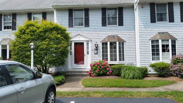 33 Old Fish House Rd A5, Dennis, MA 02660 (MLS #72870872) :: RE/MAX Vantage