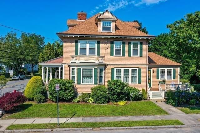 70 Washington St, Fairhaven, MA 02719 (MLS #72870908) :: Boston Area Home Click