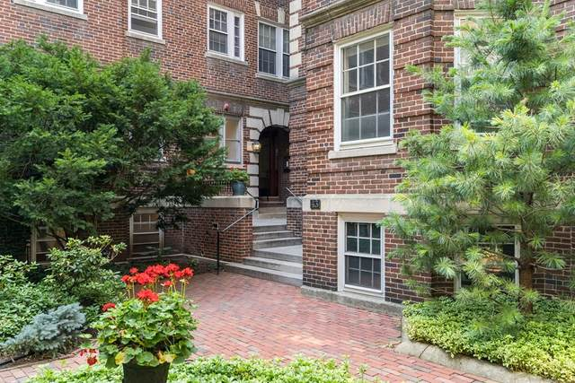 43 Linnaean St 41A, Cambridge, MA 02138 (MLS #72870914) :: Home And Key Real Estate