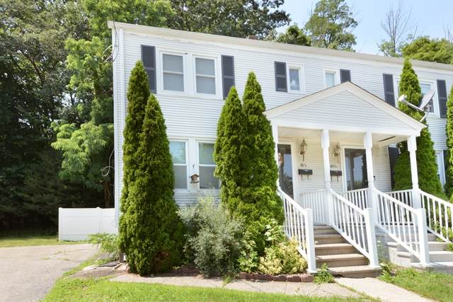 495 Mill St #495, Worcester, MA 01602 (MLS #72870938) :: The Duffy Home Selling Team