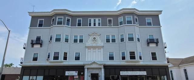 55 N Main St #0, Brockton, MA 02301 (MLS #72870940) :: Conway Cityside