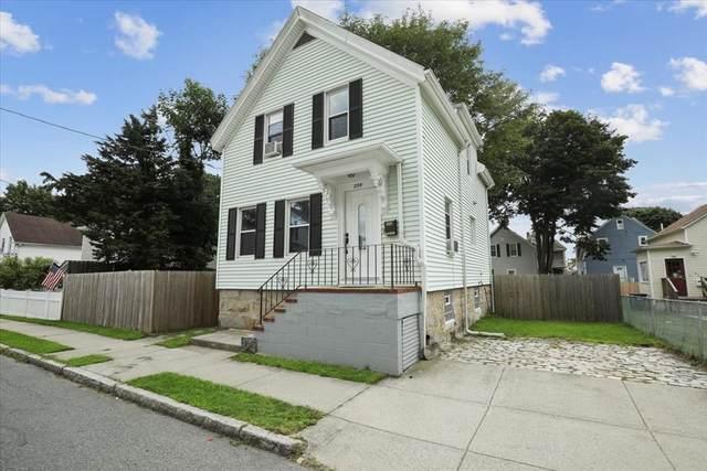 235 Park St, New Bedford, MA 02740 (MLS #72870979) :: Boston Area Home Click