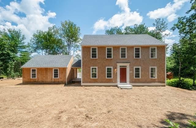 910 Old West Brookfield Rd, Warren, MA 01083 (MLS #72870981) :: Boston Area Home Click