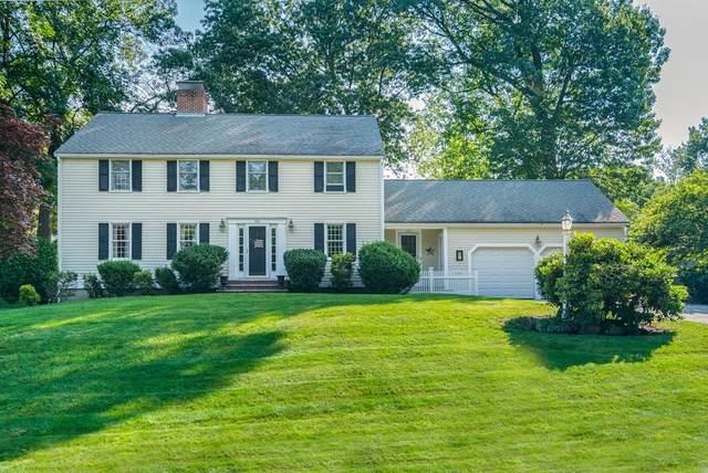 123 Heritage Lane, Weymouth, MA 02189 (MLS #72870985) :: Boston Area Home Click