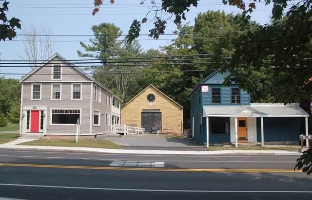 711 & 713 Main Street, Bolton, MA 01740 (MLS #72871029) :: Boston Area Home Click