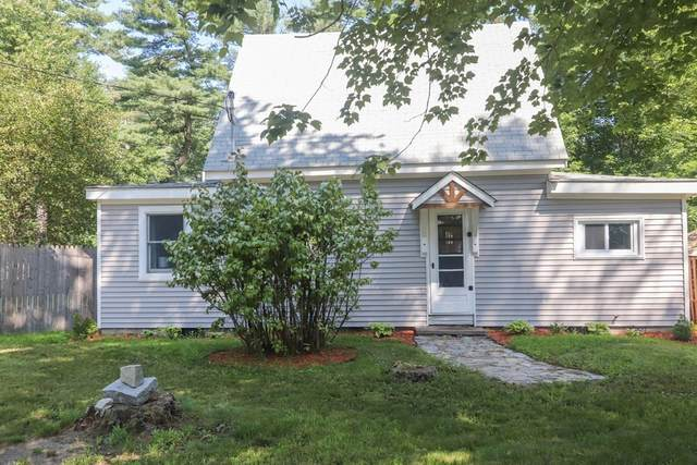 92 Merrimack Rd, Amherst, NH 03031 (MLS #72871035) :: Boston Area Home Click