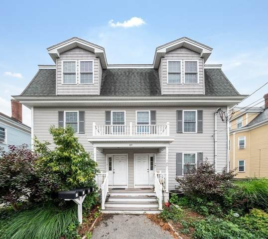 85 Fort Hill Ave #1, Lowell, MA 01852 (MLS #72871083) :: Parrott Realty Group