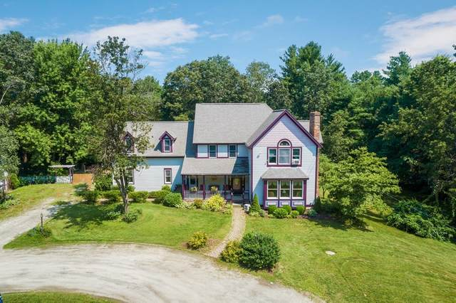 128 Fisher St, Millville, MA 01529 (MLS #72871159) :: DNA Realty Group